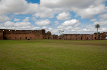 Ruins of Jesús de Tavarangue