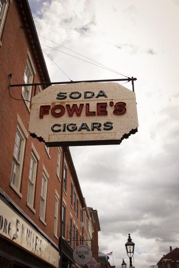 Soda and cigars, anyone?