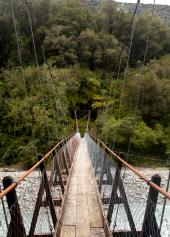 River crossing.