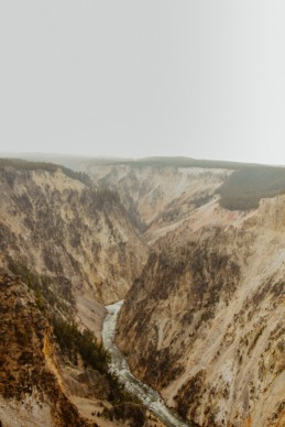 This canyon.