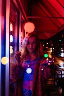 Fairy tales of neon.