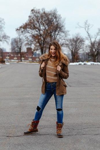 Dec 1. Lauren. Buffalo.