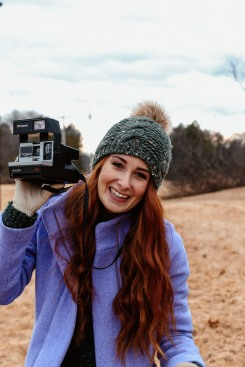 Poloroid camera!