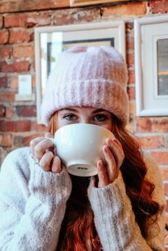 Instagram coffee.