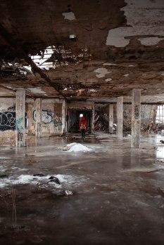 Long hallways, lost secrets.