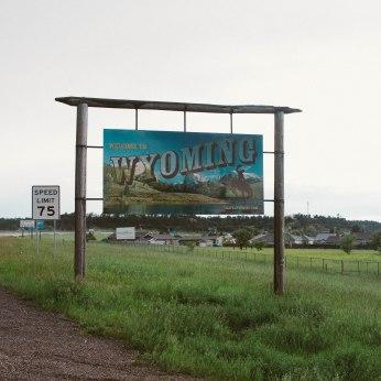 I-80 - Wyoming!