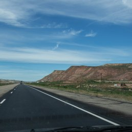 I-80 W, WY. Absolute beauty.