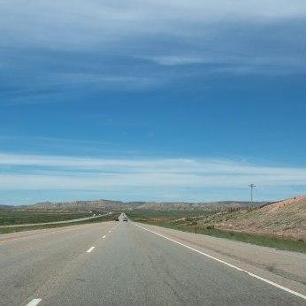 I-80 W, WY. THESE. ROADS.