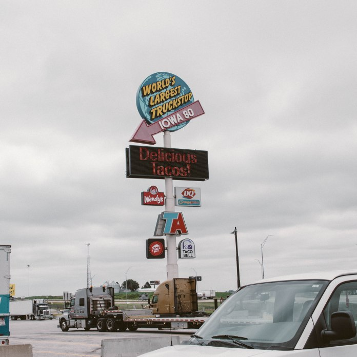 I-80 - World's Largest Truck Stop!