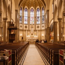 St. Louis - the altar.