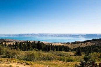 Bear Lake view point.
