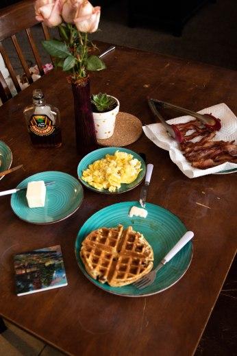 Such a good breakfast feast.