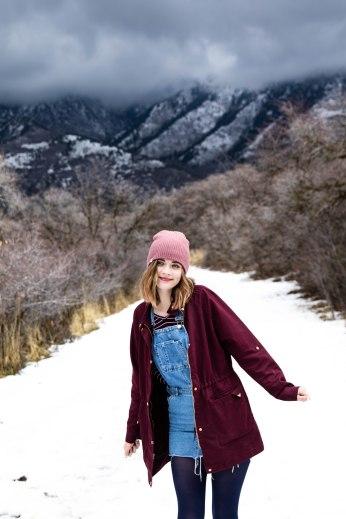 December 14. Hannah. Salt Lake City.