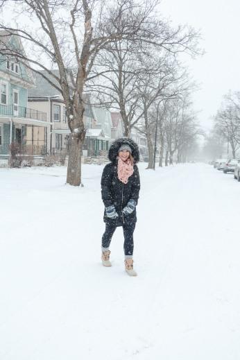 January 19. Kaila. Buffalo.