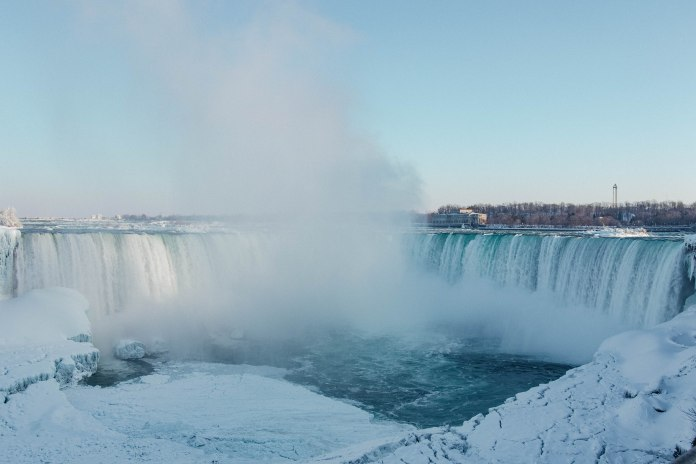March 2. Juliet. Niagara Falls, Canada..