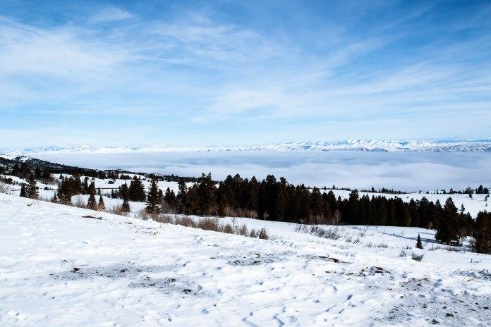 Bear Lake, February 1st, 2020.